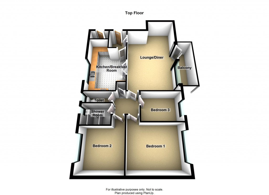 Floorplans For Southwick Square, Southwick