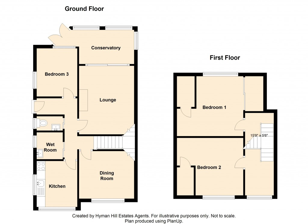 Floorplans For Franklin Road, Shoreham-by-Sea