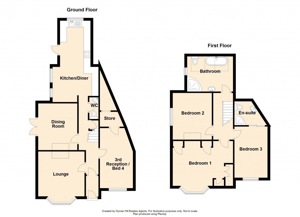 Floorplans For The Green, Southwick